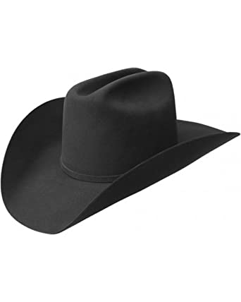 f90ba4743cf53 Bailey Men s Wheeler 3X Wool Felt Cowboy Hat at Amazon Men s ...