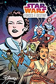Star Wars: Forces of Destiny (Star Wars Adventures: Forces of Destiny)