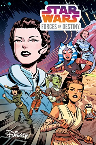 (Star Wars: Forces of Destiny (Star Wars Adventures: Forces of Destiny))