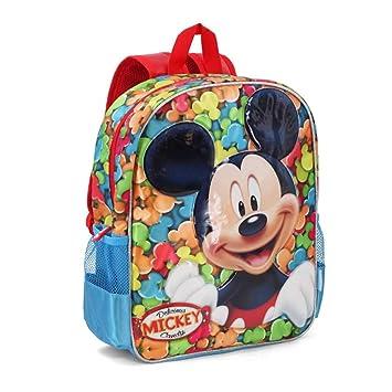 Karactermania Mickey Mouse Delicious Mochilas Infantiles, 40 cm, Rojo: Amazon.es: Equipaje