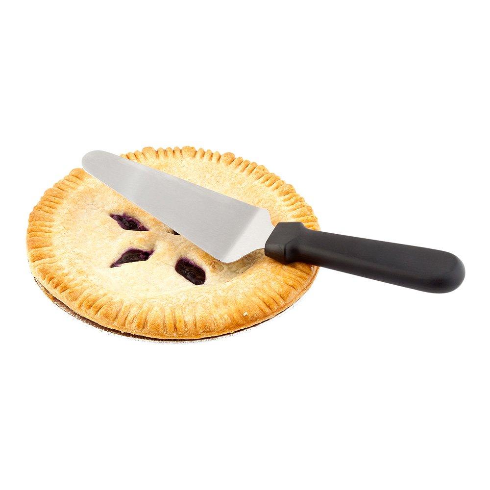 Pie Cutter, Pie Server - Professional Grade - Stainless Steel - Plastic Handle - 6