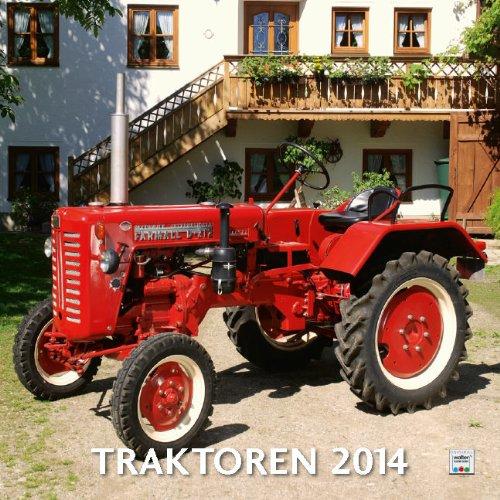 Broschüren, Traktoren 2014