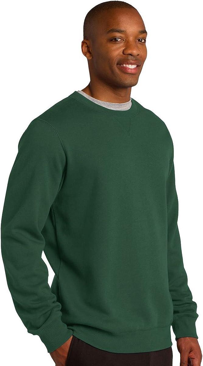 Sport-Tek Crewneck Sweatshirt Graphite Heather ST266