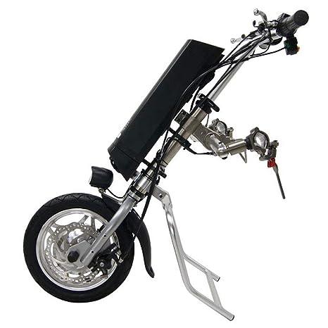 LSAMX Kit de conversión de Bricolaje para Bicicleta de Mano ...