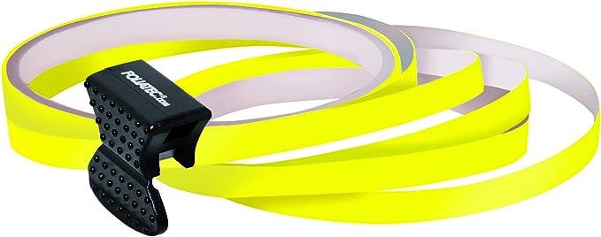 Foliatec 34389 Pin Striping Felgen Design Zum Verzieren Z B Von Felgen Gelb Auto