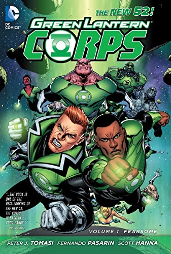 Green Lantern Corps Vol. 1: Fearsome (The New 52) by DC Comics