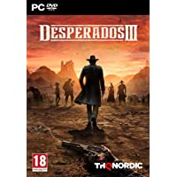 Deals on Desperados III 3 PC Digital