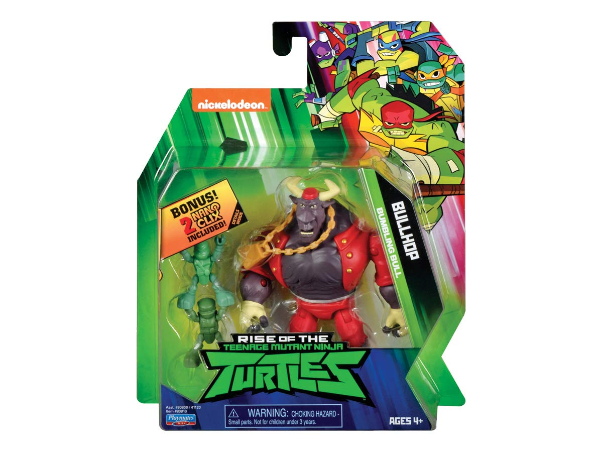 Amazon.com: Turtles TU212300 The Rise of The Teenage Mutant ...
