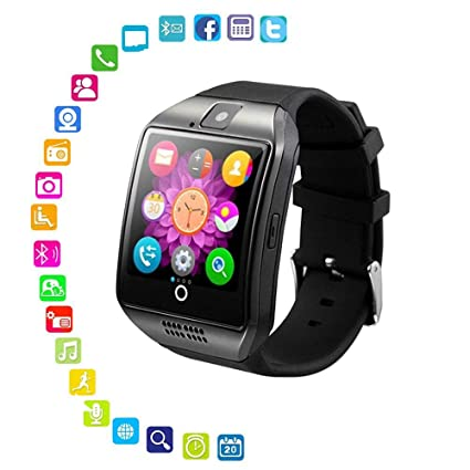 Amazon.com: Smart Watch with Camera - Smartwatch with Sim ...