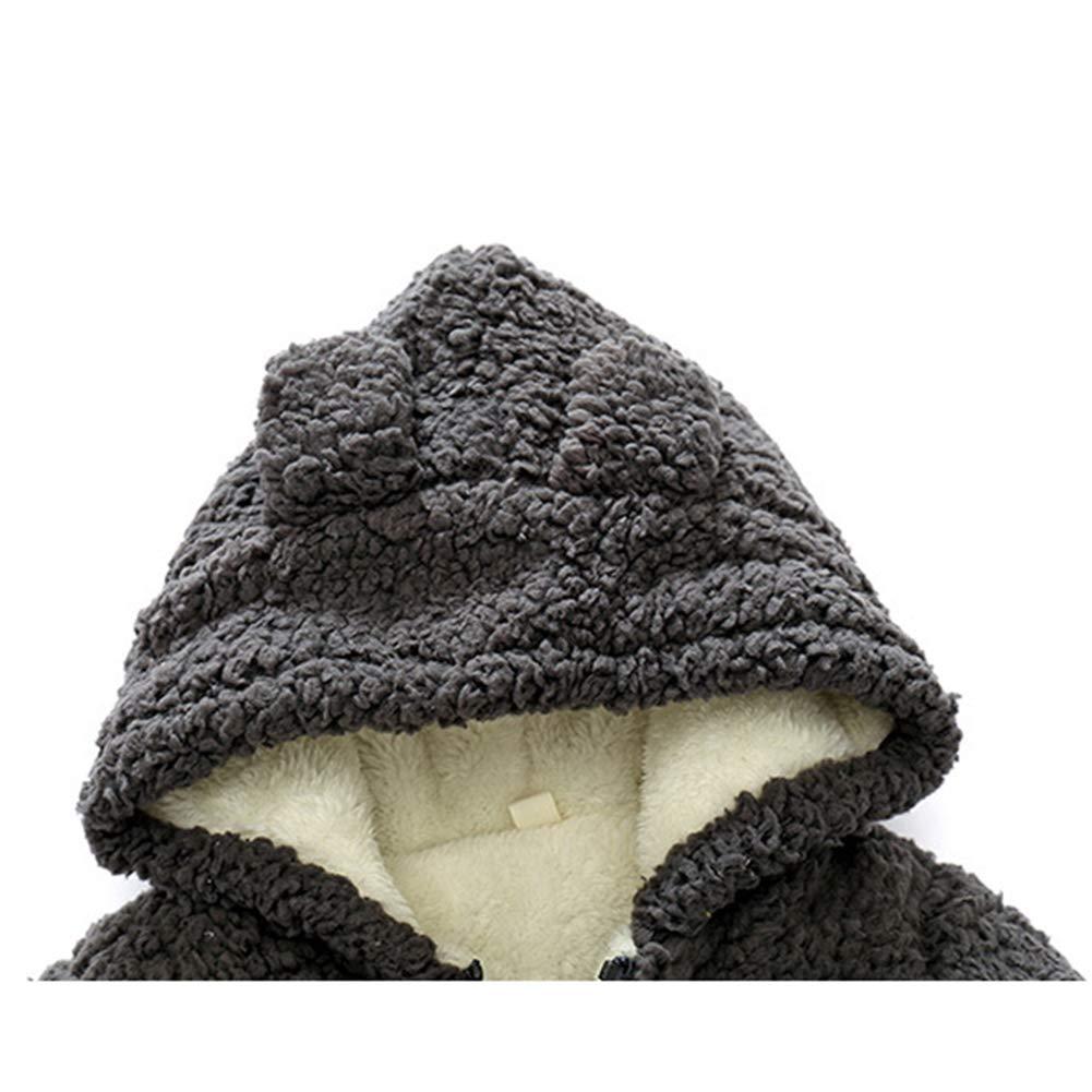 Amazon.com: Chaqueta de invierno para bebé, chaqueta de ...