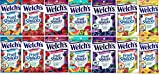 Welch's Fruit Snacks 5 oz, 7 Flavor Mixed (Pack of 14)