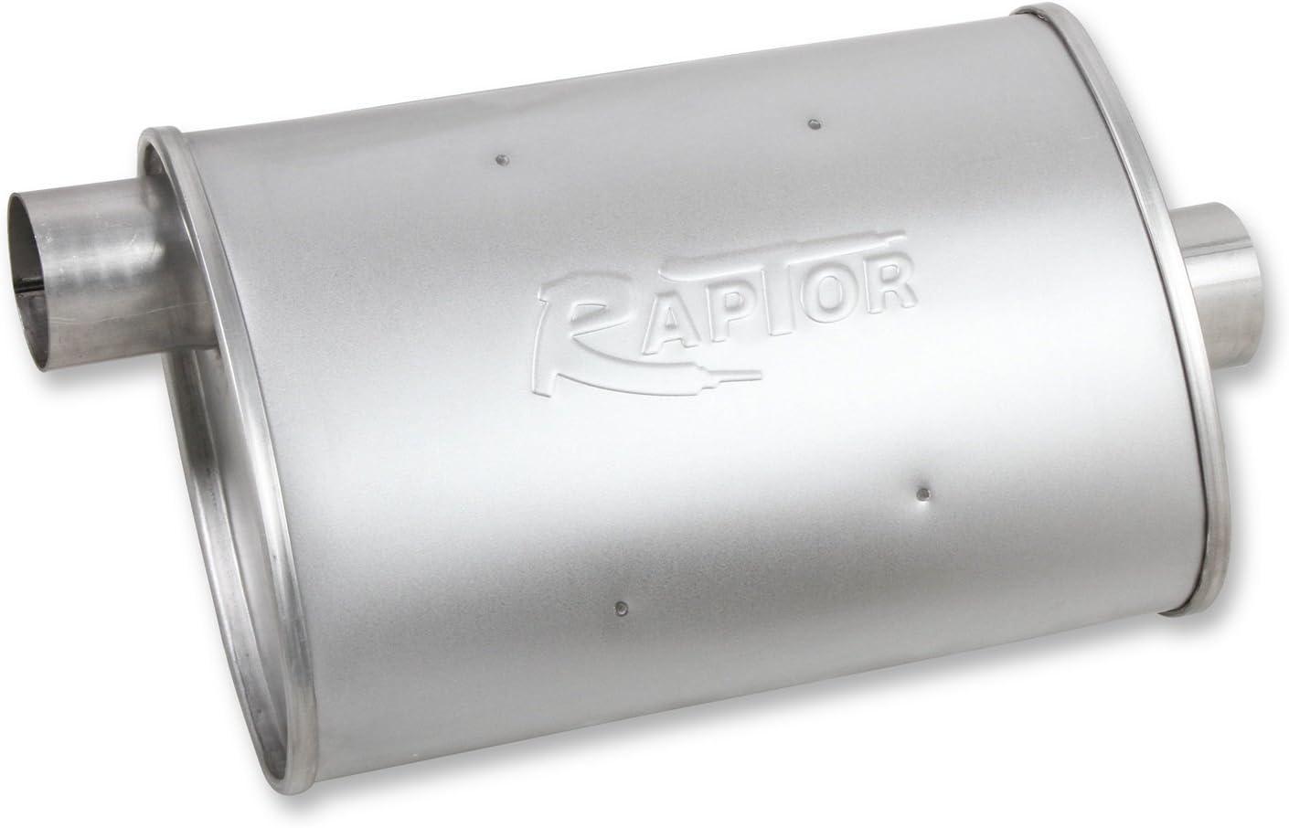 Flowtech 50050FLT Raptor Turbo Performance Muffler