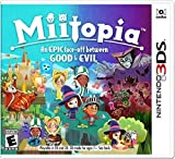 Video Games : Miitopia - Nintendo 3DS