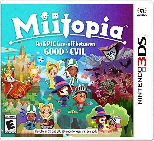 Miitopia - Nintendo 3DS by Nintendo