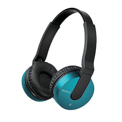 Sony MDR-ZX550BN - Auriculares de diadema cerrados Bluetooth (reducción de ruido, USB