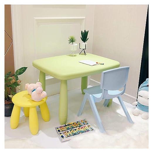 CHAXIA Silla De Mesa Infantil Muebles for Niños Jardín De ...