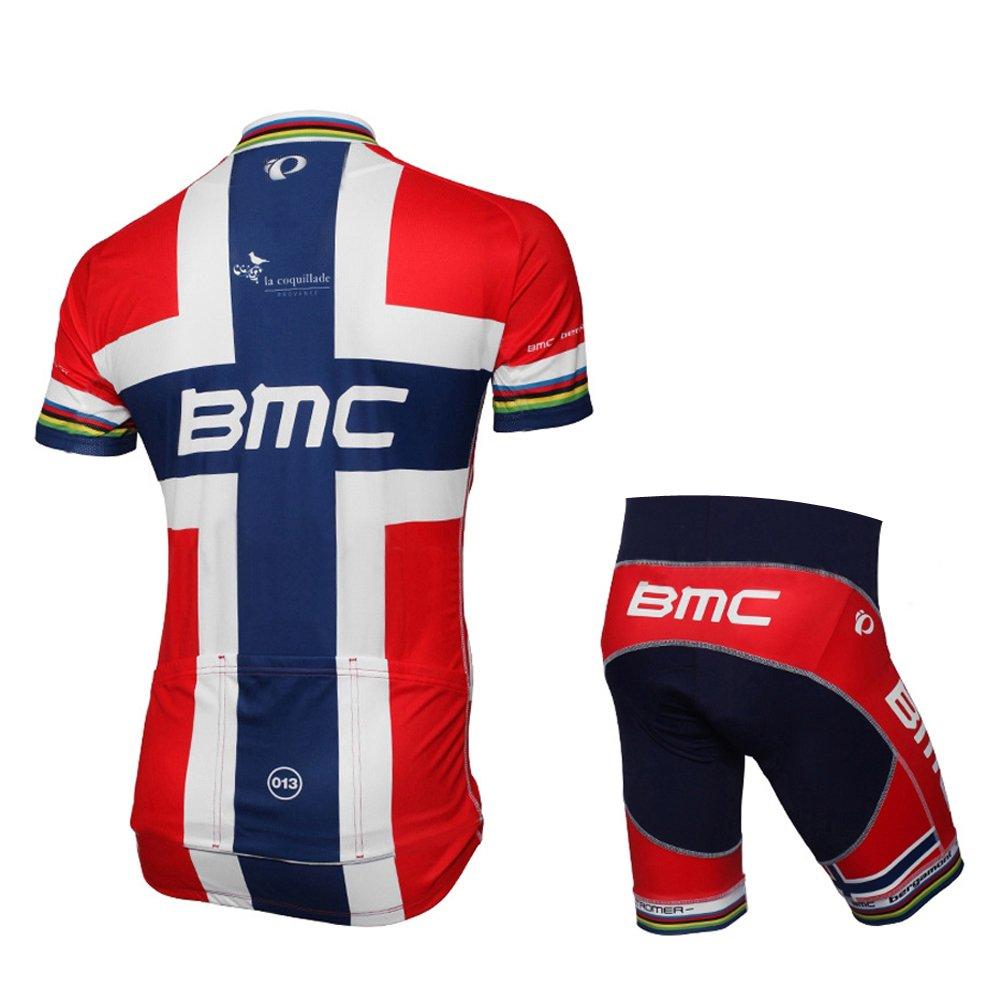 Strgao 2016 Herren Pro Rennen Team MTB Radbekleidung Radtrikot Kurzarm und Radhosen Anzug Cycling Jersey Shorts Suit
