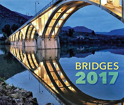 Bridges 2017 Wall Calendar