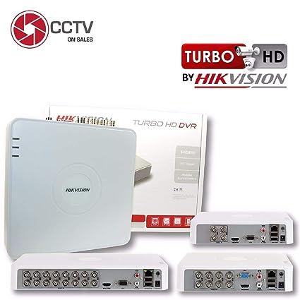Amazon.com : Hikvision Turbo HD DVR 1080p Analog CCTV System, DS-7104HQHI-F1/N, DS-7108HQHI-F1/N, DS-7116HQHI-F1/N (Hikvision 8CH DVR 1080p) : Camera & ...