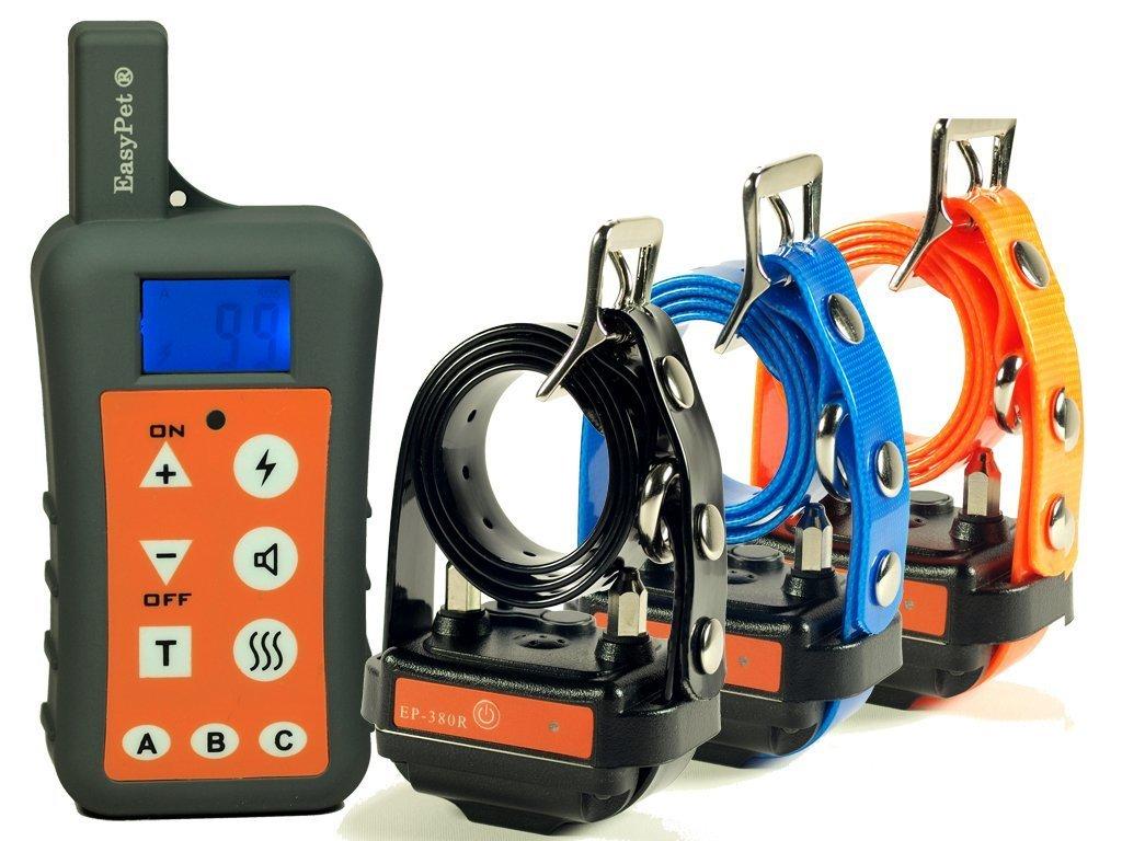 Amazon.com : EasyPet 1200M Remote Dog Training Collar System ... | Remote Training Collars For Dogs