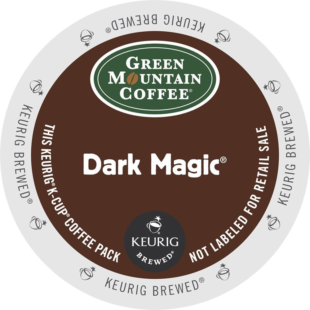 Keurig, Green Mountain Coffee, K-Cup Packs (Dark Magic, 50 Count)