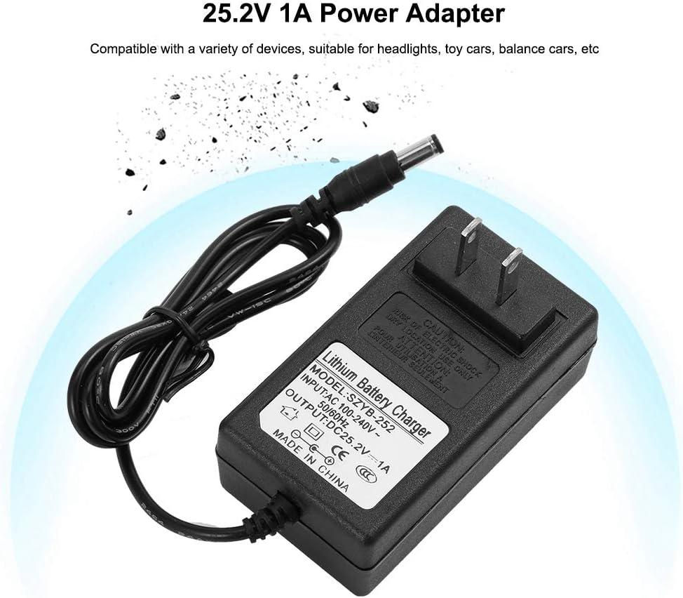 Chargeur de batterie 29.4V 2A Li-ion Pour Ebike vélo électrique Pedelec