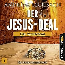 Das Vermächtnis (Der Jesus-Deal 1)