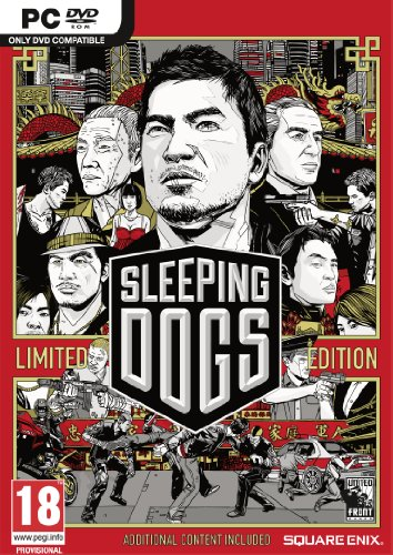 Mix Uk Limited Edition (Sleeping Dogs PC-DVD Limited Edition)