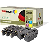 Pack 5 TONER EXPERTE® Compatibles Cartouches de Toner pour Dell 1250c, 1350cn, 1350cnw, 1355cn, 1355cnw, C1760nw, C1765nf, C1765nfw, C17XX