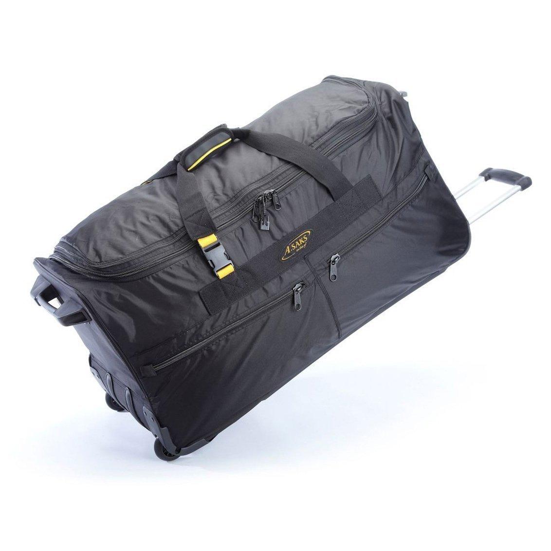 A。Saksスポーツ31 -インチ拡張可能なローリングUpright Travel Duffelバッグ   B01FA9E37G