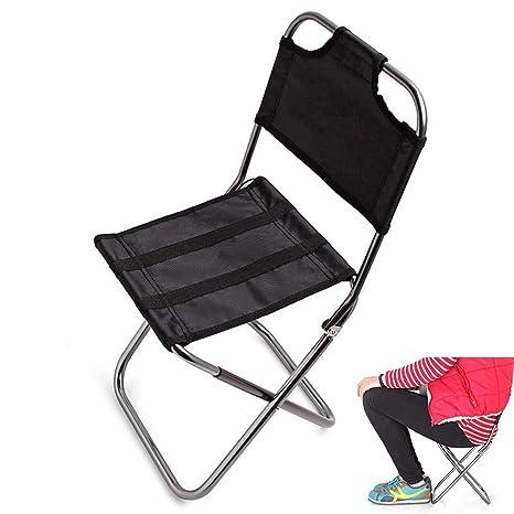 Amazon.com: Fansport - Silla plegable portátil para acampada ...