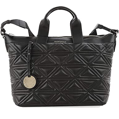 89b96b5b6458 Image Unavailable. Image not available for. Color  Emporio Armani Bag ...