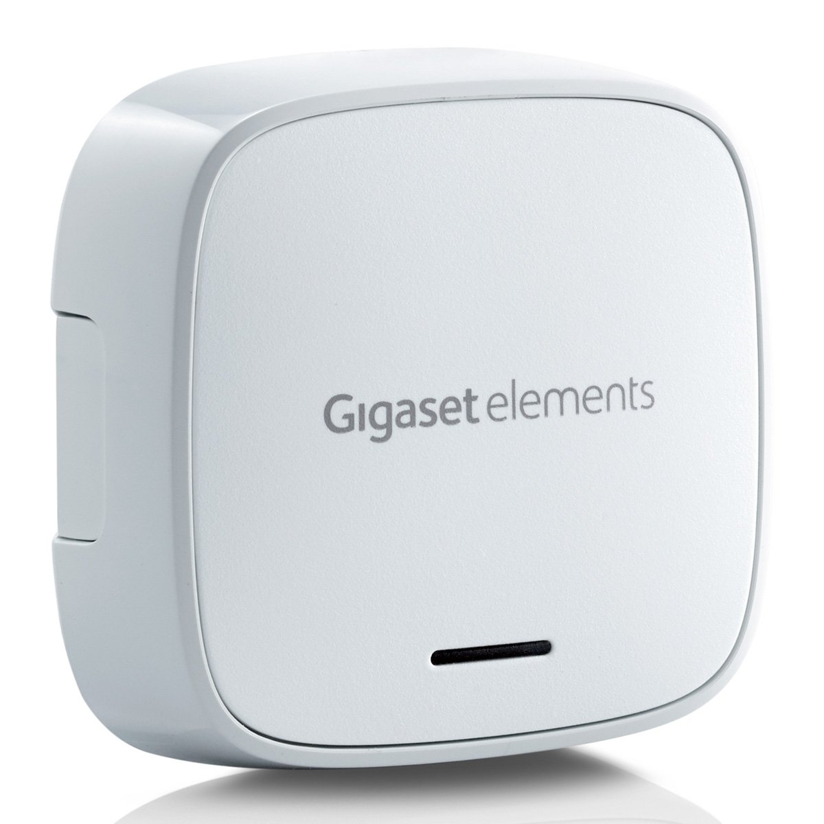 SET-ERGÄNZUNG Gigaset Fenstersensor – für große und kleine Fenster – Alarmsensor mit kostenfreier App – Smart Home Fenstersensor S30851 H2514 R101