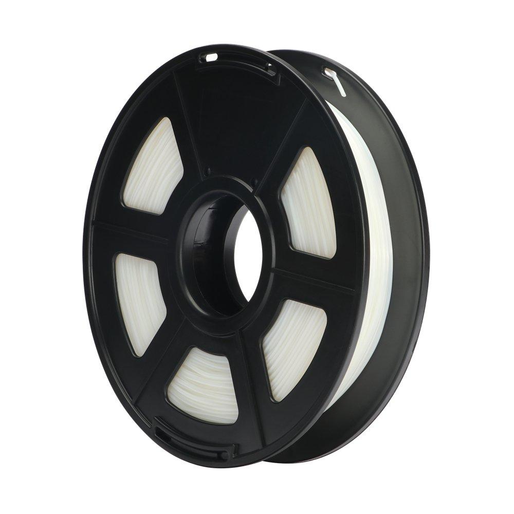 ANYCUBIC Stampante 3D TPU Filament, 1.75mm 500g bobina (2, 2 LBS) Alta Elasticità Alta Precisione, Dimensionale +/- 0, 02mm TPU Filamento 2 LBS) Alta Elasticità Alta Precisione
