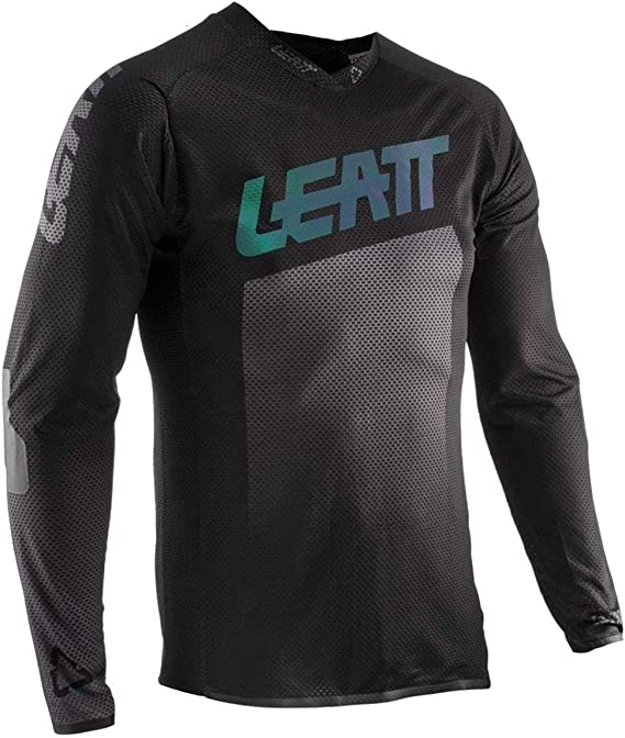 Leatt DBX 2.0 Mens Bicycle Jersey Forest