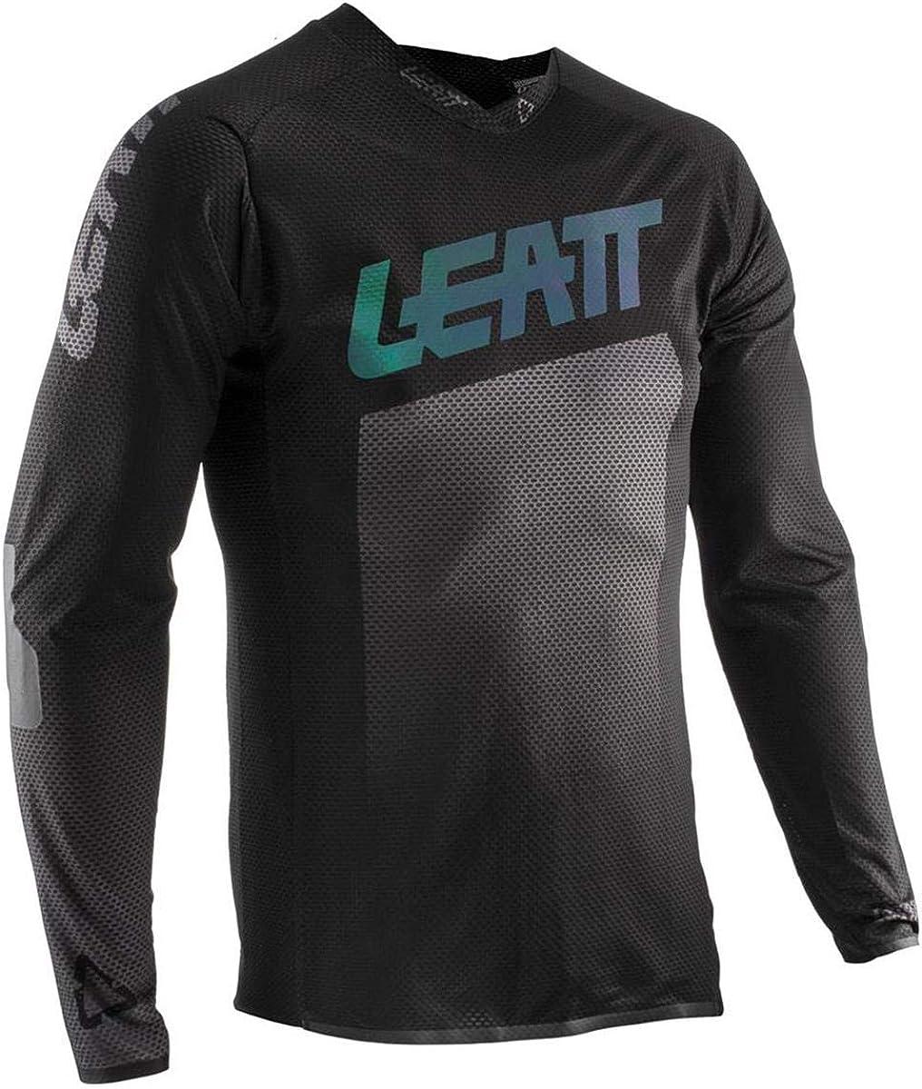Leatt Downhill Jersey Dbx 4 0 Ultraweld Schwarz Gr Xl Bekleidung