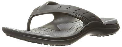 crocs Unisex's Modi Sport Flip Flops Women's Flip-Flops & Slippers at amazon