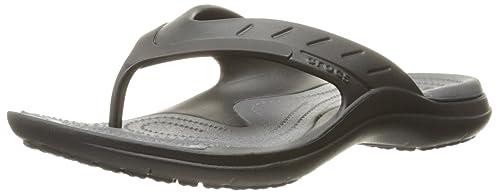 trevligt billigt mysig färsk exklusiva erbjudanden Buy crocs Unisex's Modi Sport Flip Flops at Amazon.in