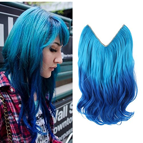 HairPhocas Secret Extensions Synthetic Hairpieces product image