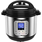 Instant Pot Duo Nova Electric Multi-Use Pressure Cooker, Stainless Steel, 8L