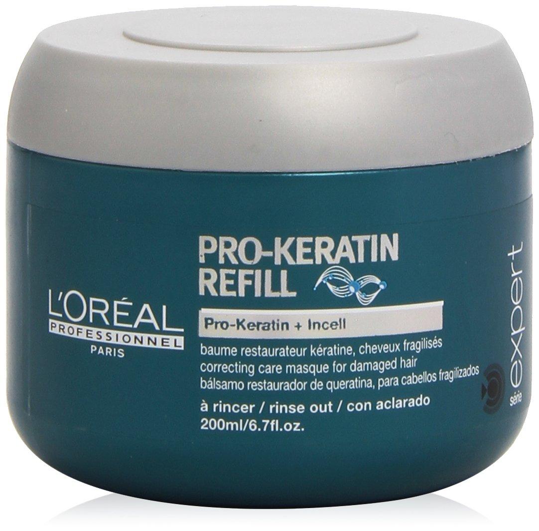 L'Oréal Professionnel Serie Expert Pro-Keratin Refill Maske, 1er Pack, (1x 200 ml) L' Oréal Professionnel 18209 40844