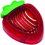 MSC International 88233 Joie MSC Simply Slice Strawberry Slicer, Red