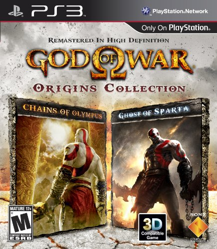 (God of War Origins Collection - Playstation 3 )