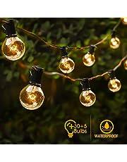 Bauhaus Weihnachtsbeleuchtung Aussen.Lichterketten Für Innenräume Amazon De