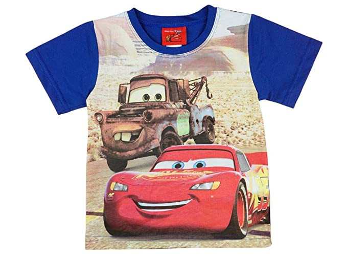 Disney Cars McQueen Langarm T-Shirt