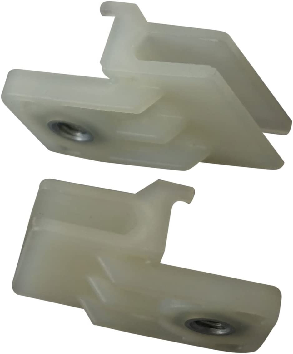 EWR5031 2X Window Regulator Glass Repair Track Clips For Isuzu D-max Dmax Holden Colorado 2002-2011