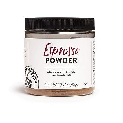 Amazon Com King Arthur Flour Espresso Powder 3 Oz For Cakes