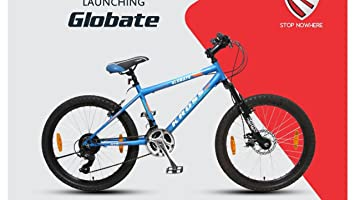 2875fba128f77 Buy Kross Globate 26T 21 Speed Blue Mountain Cycle with Disc ...