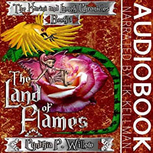 The Land of Flames Audiobook