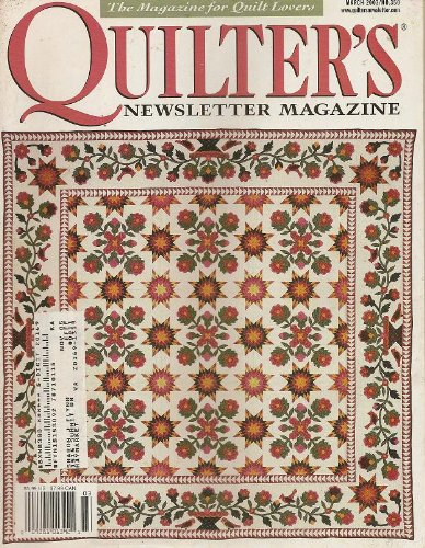 Quilter's Newsletter Magazine, March 2003 (Volume 34, Number 2, Issue Number 350) ebook